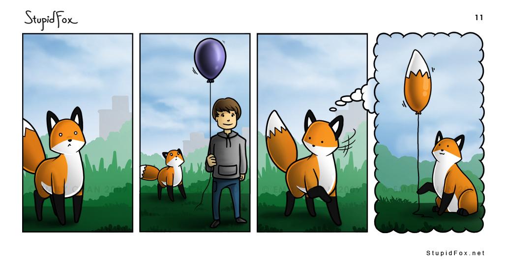 11 - TailBalloon stupidfox.net