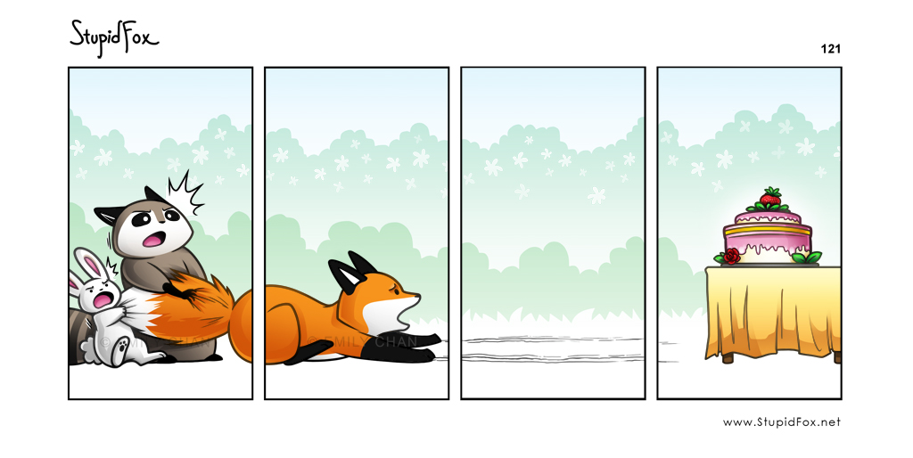 121 - Willpower stupidfox.net