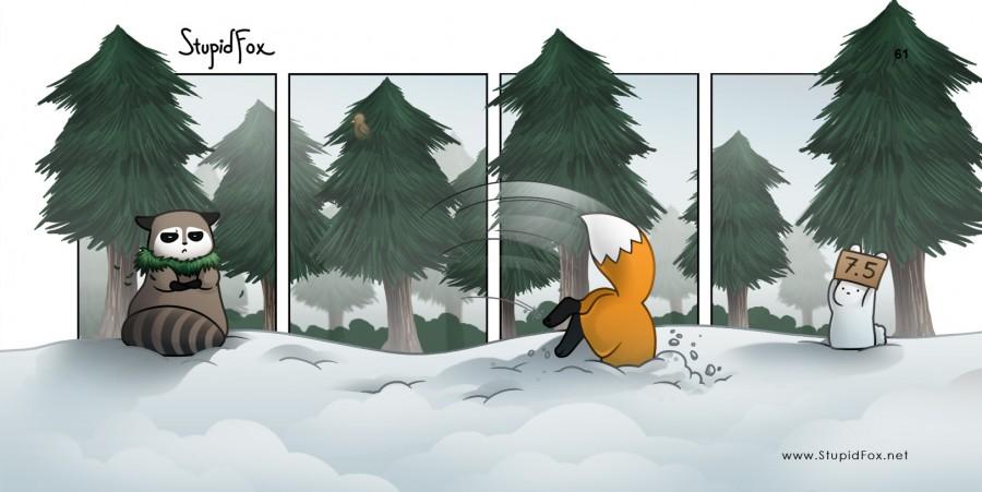 61 - Snow Dive