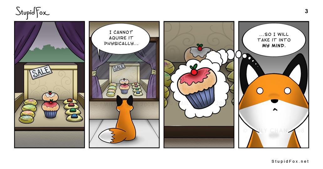 3 - Cupcake Mind stupidfox.net